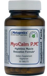 metagenics myocalm pm