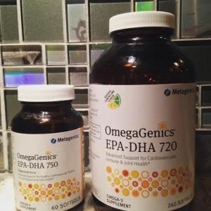 metagenics fish oils